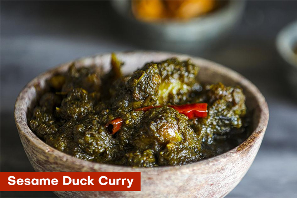 Duck Meat Curry
